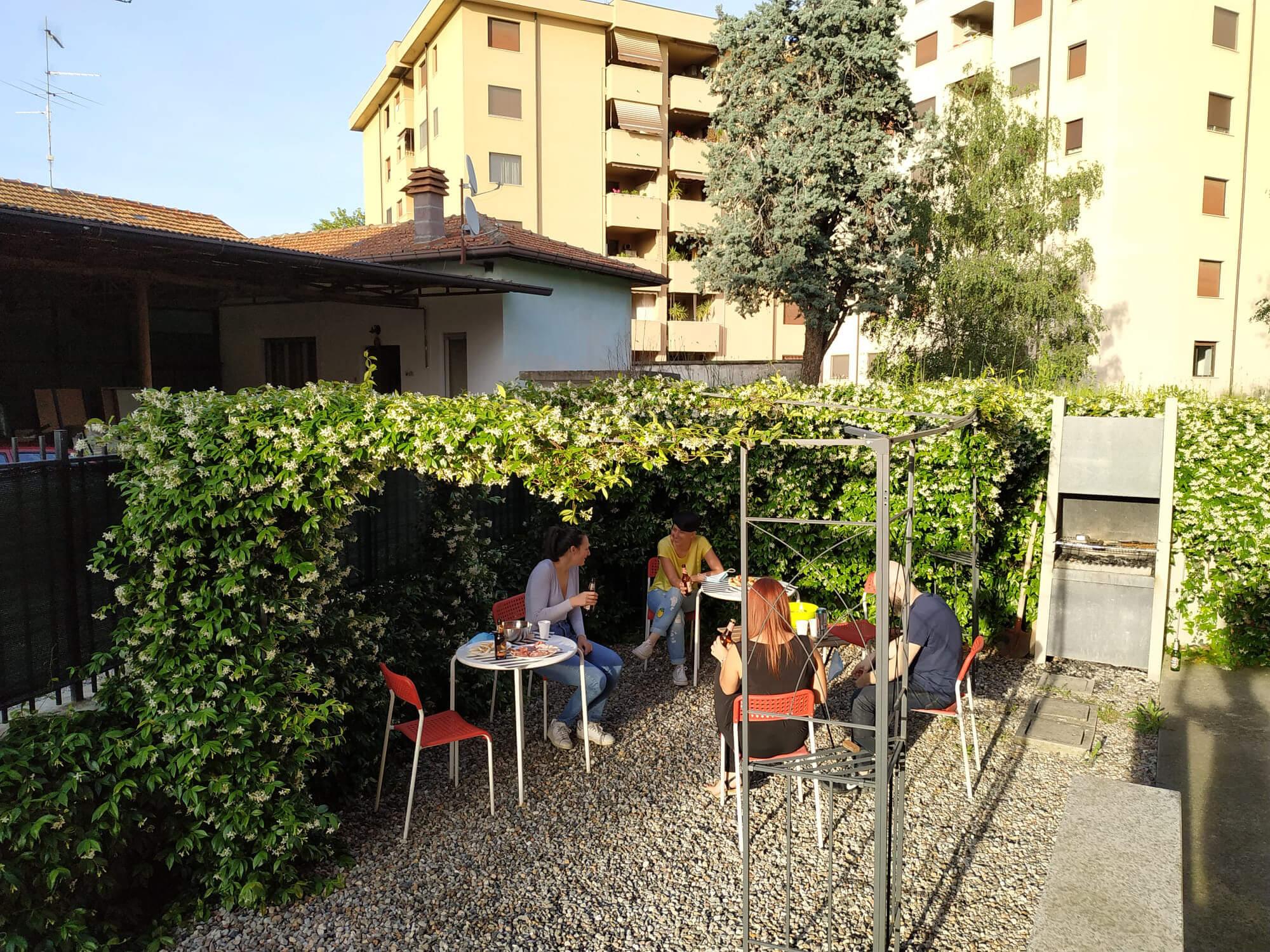 Ostello di saronno Milano Malpensa Hostel Aperitivo2